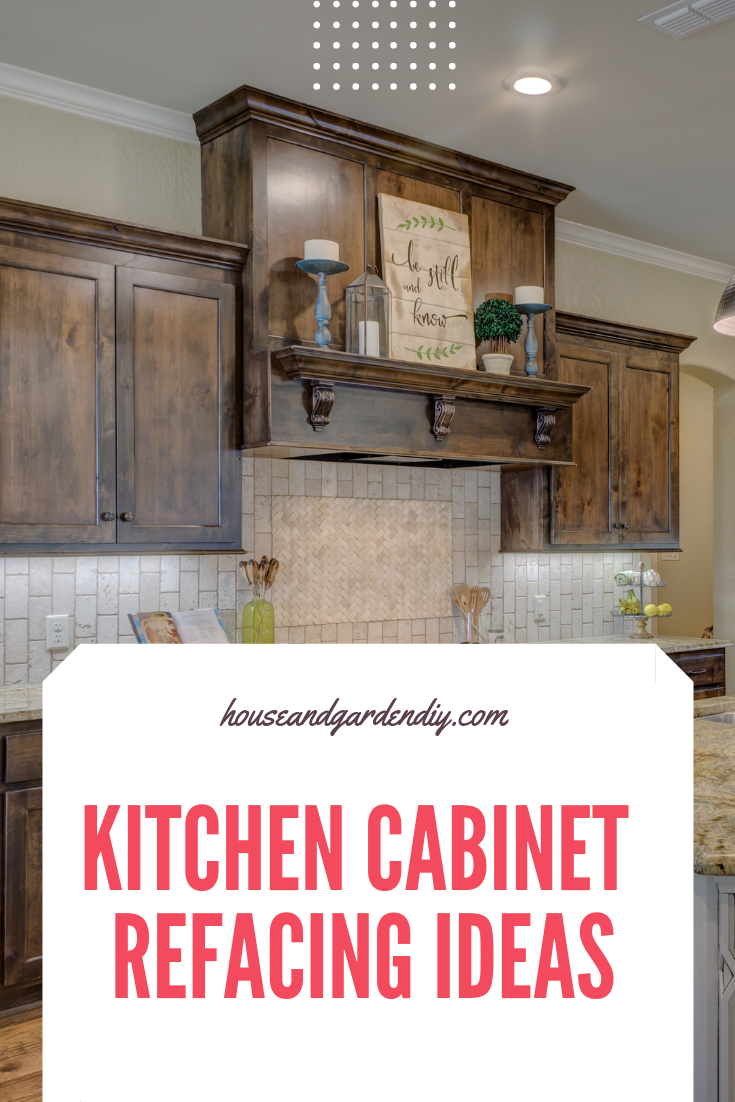 30 Before And After Kitchen Cabinet Refacing Ideas