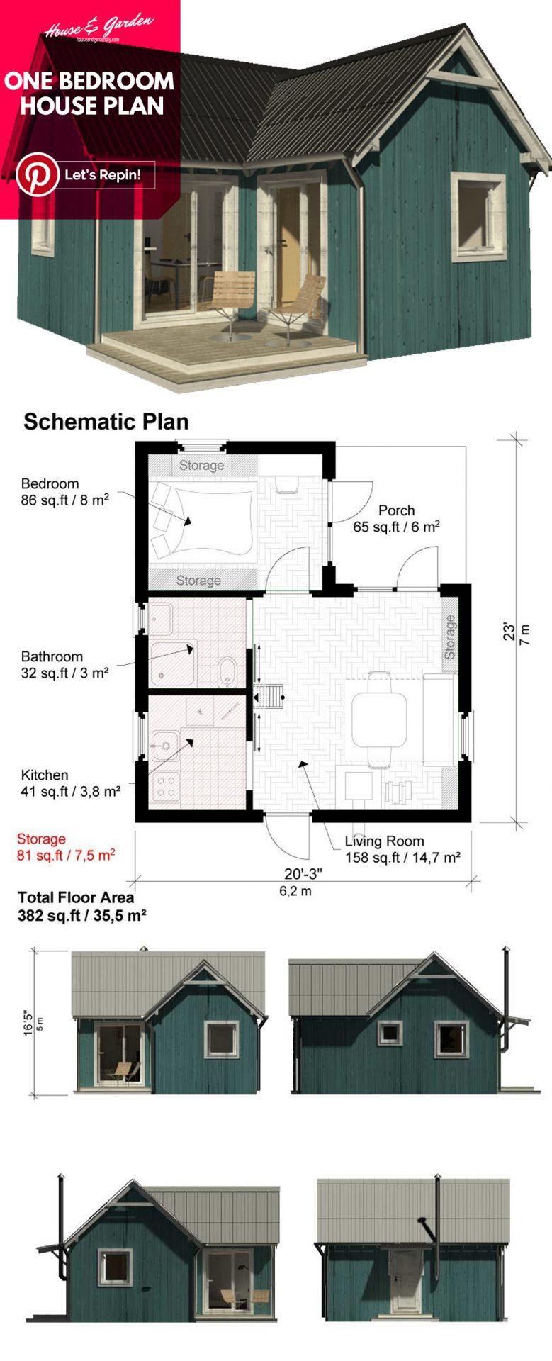 20 Tiny House Plans Unique House Design